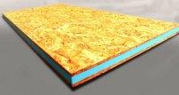 Теплоизоляционные панели РПГ, облицованные фанерой – теплоизоляция полов по лагам, теплоизоляция стен и перегородок по каркасу, утепление мансарды