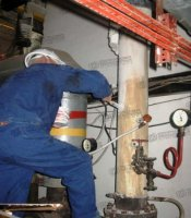 Изоляционное покрытие  Броня Антикор -  жидкая теплоизоляция прямо по ржавчине!